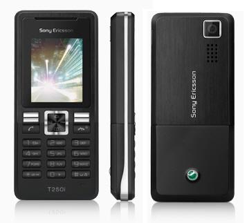 Sony Ericsson T250i Phone User Manual
