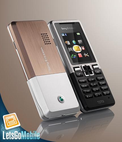 Sony Ericsson T270 LetsGoMobile