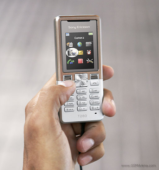 Sony Ericsson T280   BLOG DE MOVILES
