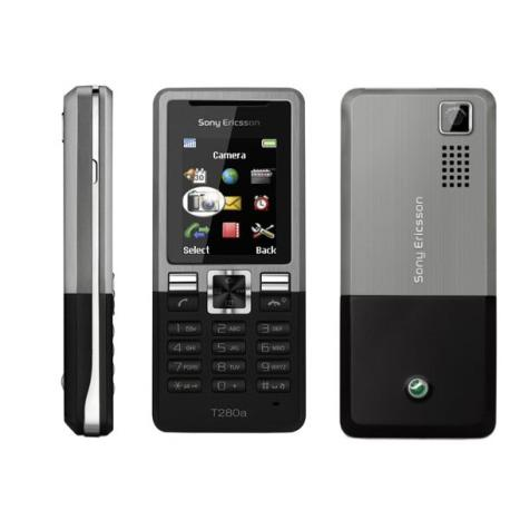 Sony Ericsson T280 phone photo gallery  official photos