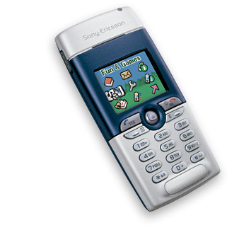 Sony Ericsson T310 phone photo gallery  official photos