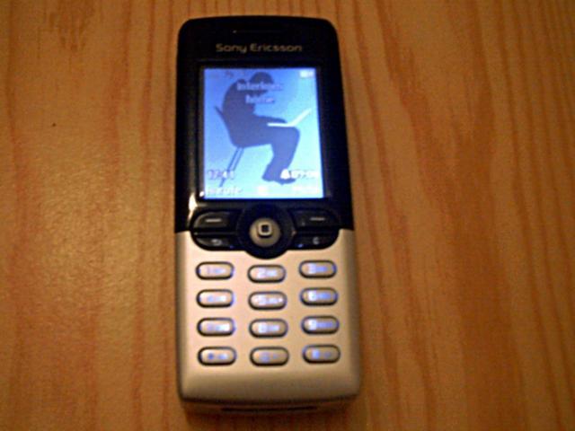 Sony Ericsson T610   Uwe Hermann