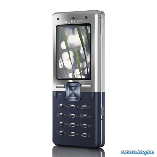 Sony Ericsson T650   LetsGoDigital