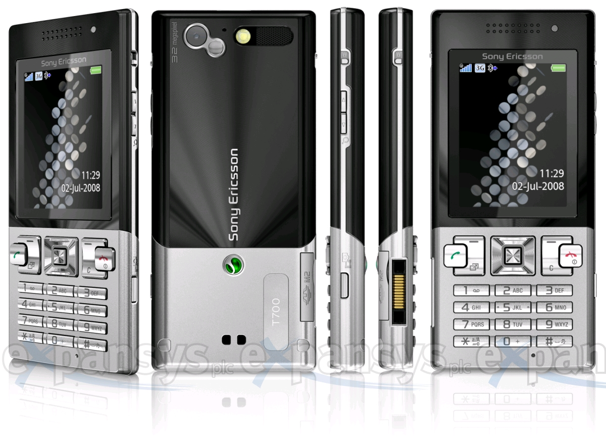 sony ericsson t700 for sale   Tk  9 500