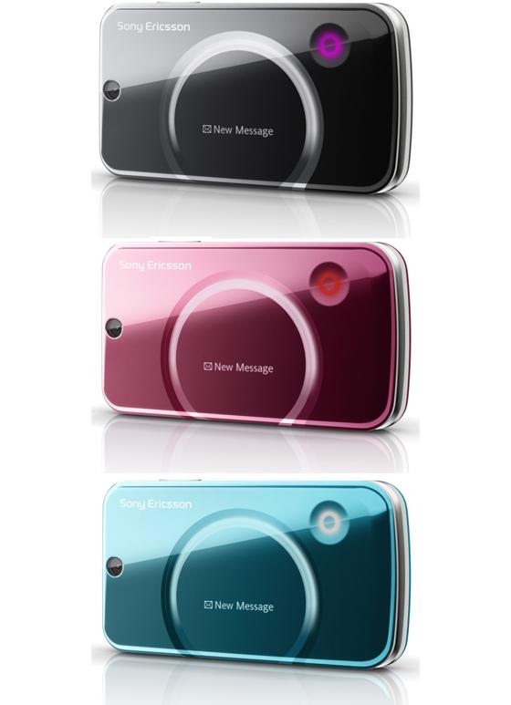 Sony Ericsson and Maria Sharapova officially announce the T707