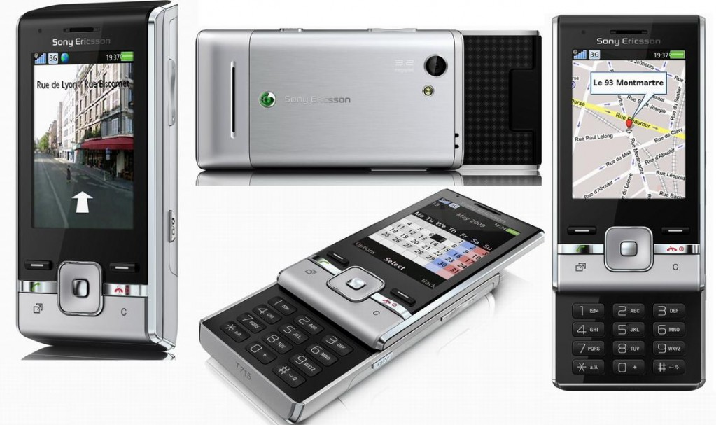 Sony Ericsson T715 Simple yet Superb at INR 9135   MobilePhone