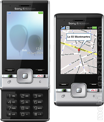 Sony Ericsson T715   Mobile Gazette   Mobile Phone News