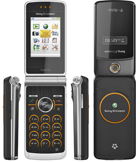 Sony Ericsson TM506 Phone Specifications Review