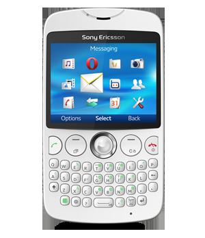 Sony Ericsson txt   Sony Smartphones