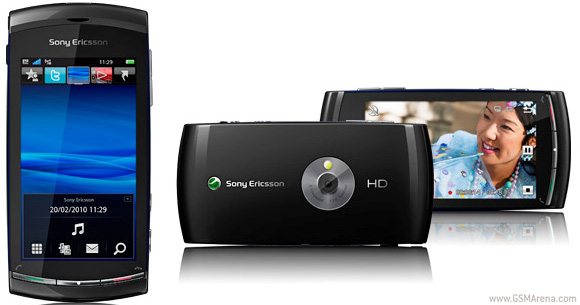 Sony Ericsson Vivaz pictures  official photos