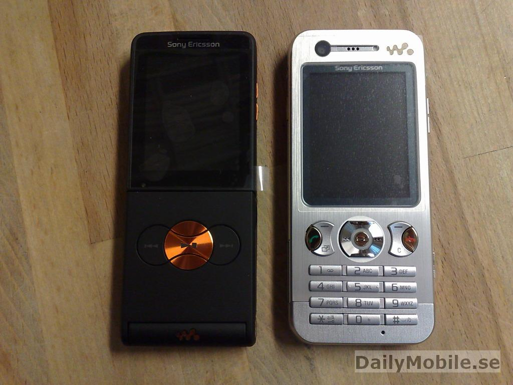 Unboxing Pictures  Sony Ericsson W350   Daily Mobile
