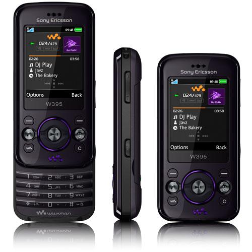 Sony Ericsson W395   Tk  4 500