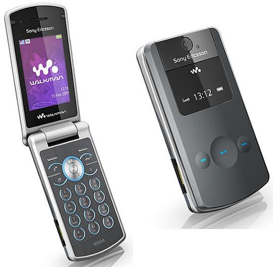 Sony Ericsson W508 Walkman  a nice flip phone   Review Heaven