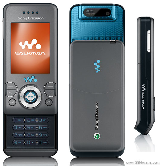 Sony Ericsson W580 pictures  official photos