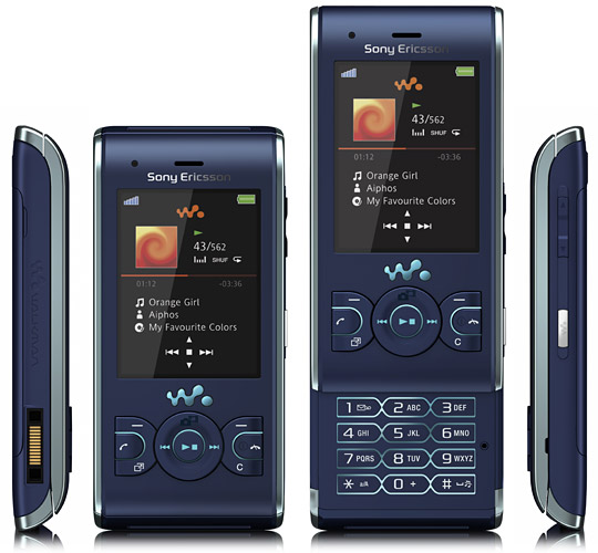 Sony Ericsson W595 review   Mobile Phone   Trusted Reviews