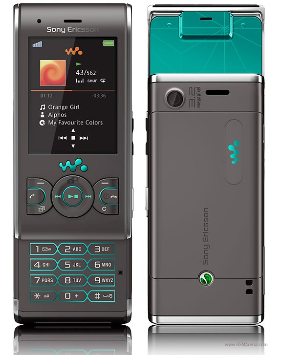 Sony Ericsson W595 pictures  official photos
