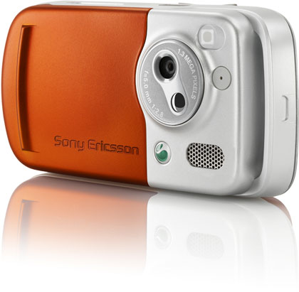 Sony Ericssons new W600 Walkman Phone