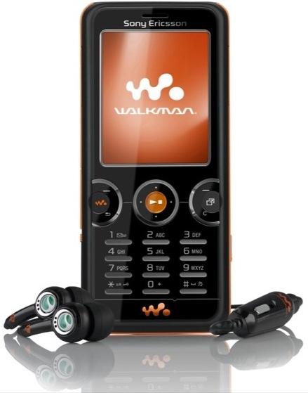 Sony Ericssons W610 Walkman for US plebes