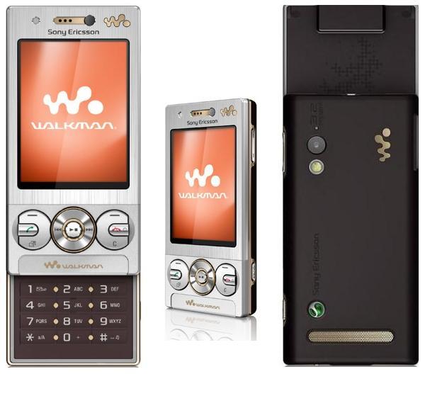 Xenux Mobile  Sony Ericsson W705
