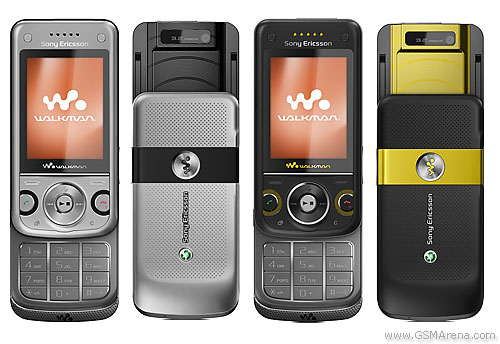 Sony Ericsson W760 pictures  official photos