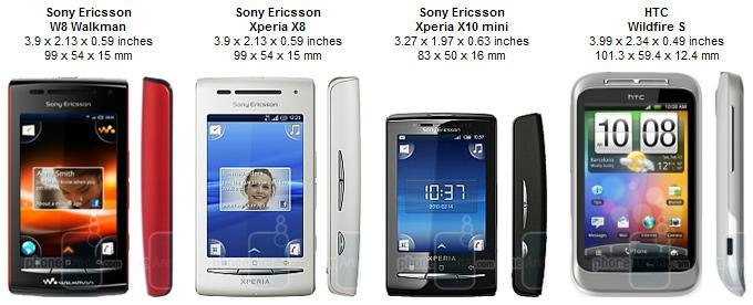 Sony Ericsson W8 Walkman Review