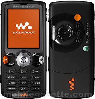 Sony Ericsson W810i   W810c   Mobile Gazette   Mobile Phone News