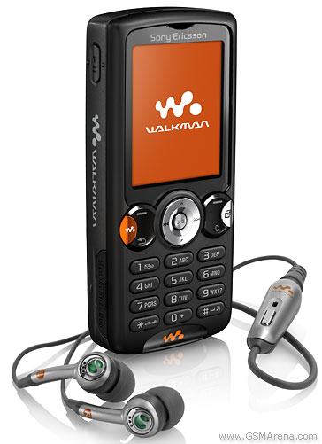 Sony Ericsson W810 pictures  official photos