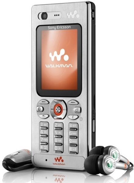 Sony Ericssons W880  Ai  Walkman musicphone unleashed
