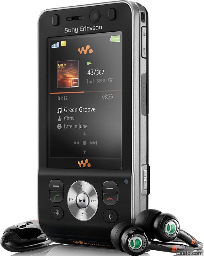 Sony Ericssons W910 Walkman is awarded GSM Associations Best