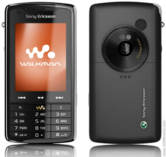 Sony Ericsson W960 pictures  official photos