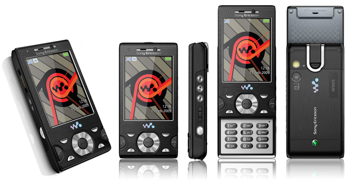 Sony Ericsson W995 review   Mobile Phone   Trusted Reviews