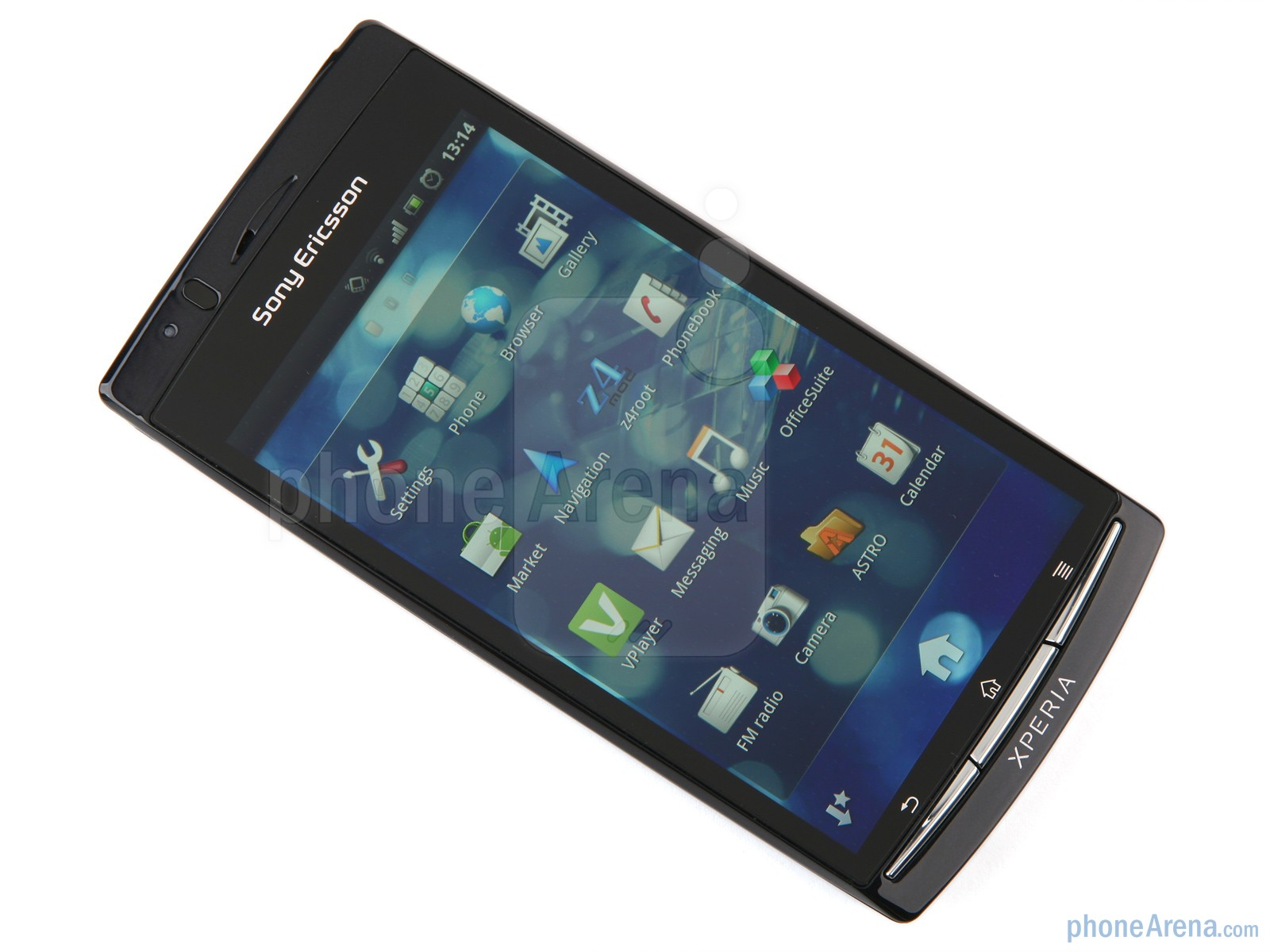 Sony Ericsson Xperia arc S Review