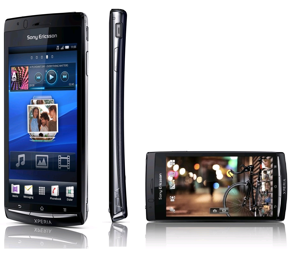 Sony Ericsson Xperia Arc S Reviews  Pros and Cons  Ratings   TechSpot