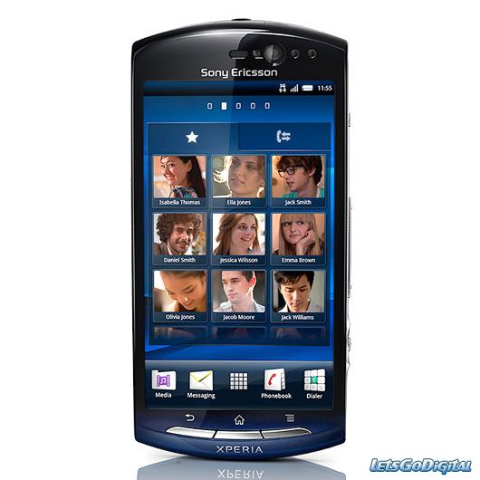Sony Ericsson Xperia Neo   LetsGoDigital