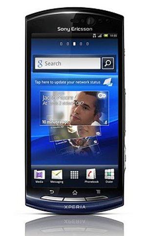 Sony Ericsson Xperia Neo V   HD Wallpapers Inn