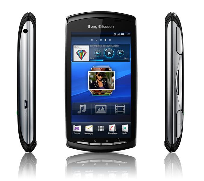 Sony Ericsson Xperia PLAY CDMA