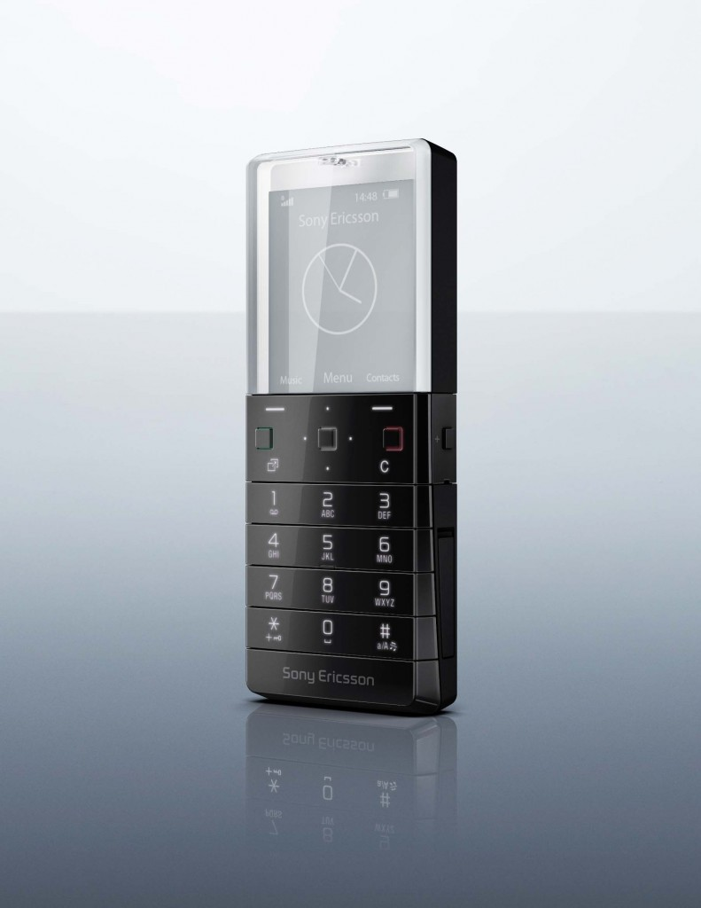 Sony Ericsson unveils XPERIA Pureness as flagship fashion