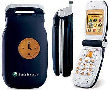 Sony Ericsson Z200 phone photo gallery  official photos