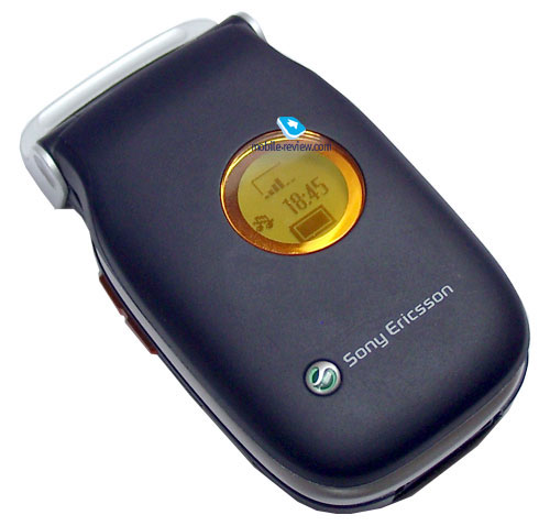 Mobile review com Sony Ericsson Z200 or a new kind of the youth model