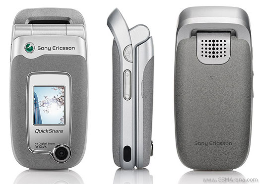 Sony Ericsson Z520 pictures  official photos
