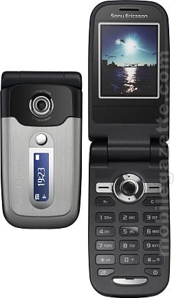 Sony Ericsson Z550i   Mobile Gazette   Mobile Phone News