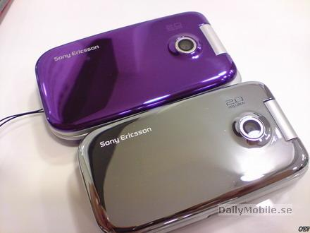 Tons Of Pictures Of Sony Ericsson Z750   Daily Mobile