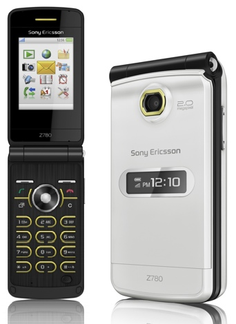 ProductWiki  Sony Ericsson Z780   Cell Phones
