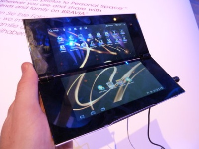 Sony readies Tablet S and Tablet P for release   ZDNet