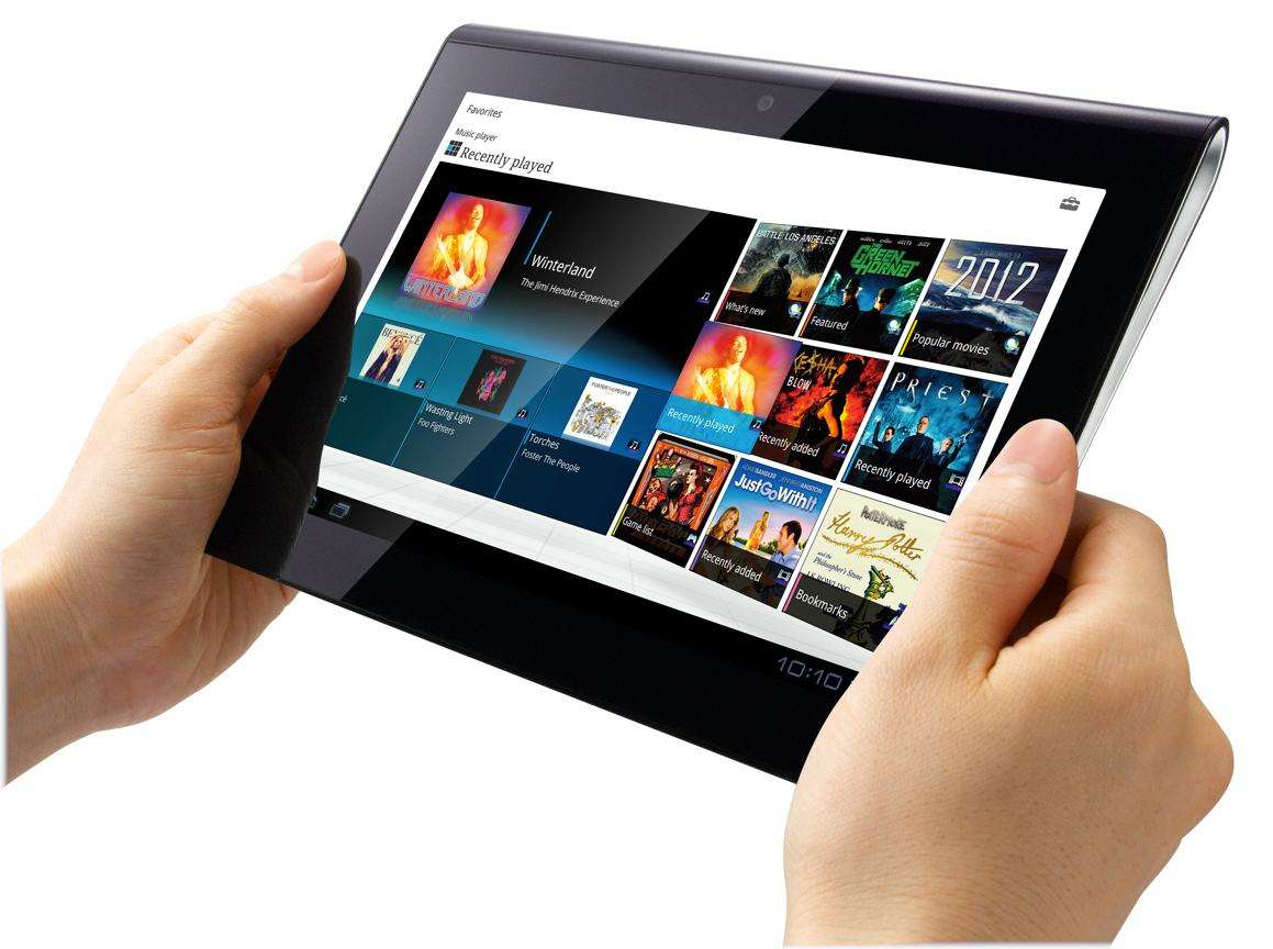 Amazon com  Sony SGPT111US S Wi Fi Tablet  16GB   Computers