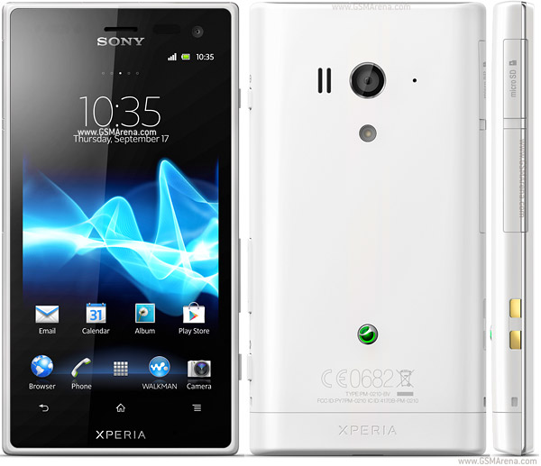 Sony Xperia acro S pictures  official photos