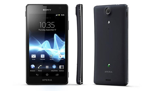 Mobile Phones   Sony Xperia GX SO