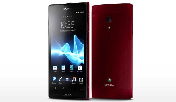 Sony outs Xperia Ion HSPA for poor 4G lacking citizens