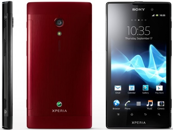 Sony Xperia ion HSPA Features and Specifications   Android Forum