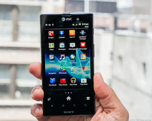 Sony Xperia Ion Review   Watch CNETs Video Review